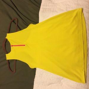 Roxy yellow top